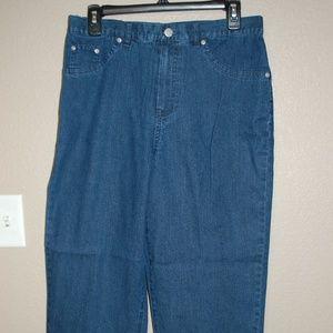 NWT Samantha Gray Jeans  Decorated Back Pockets
